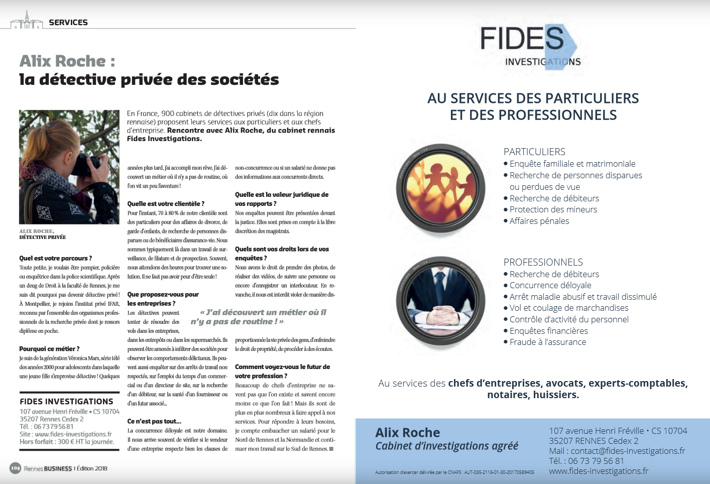 Rennes Business Mag